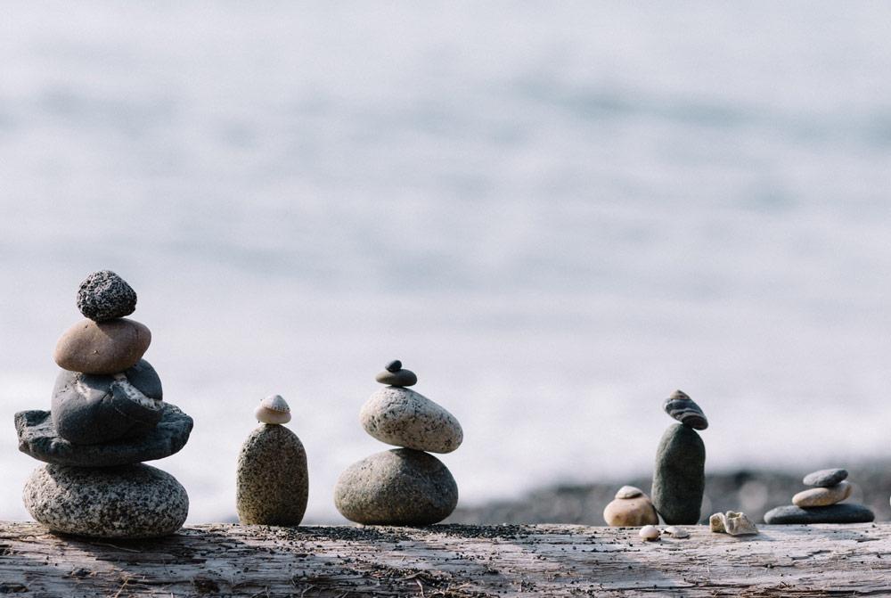 Sie wollen Ihr Gleichgewicht wieder gewinnen?